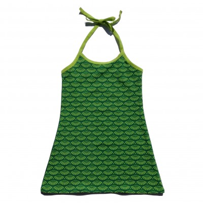 Little Green Dress halterjurk in maat 92